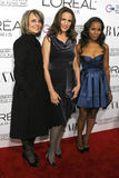 Kerry Washington,Andie Macdowell,Diane Keaton Stock Photography