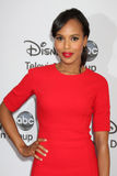 Kerry Washington arrives at the ABC / Disney International Upfronts Stock Photo