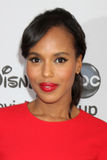 Kerry Washington arrives at the ABC / Disney International Upfronts Stock Image
