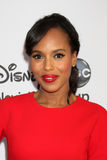 Kerry Washington arrives at the ABC / Disney International Upfronts Royalty Free Stock Photography