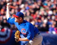 Kerry Wood, Chicago Cubs photographie stock libre de droits