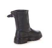 Kersey boot. Royalty Free Stock Image