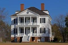 Kershaw-Cornwallis House. At the historic Revolutionary War Site in Camden, South Carolina, USA Royalty Free Stock Photography