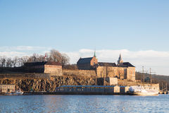 Kershus Fortress Oslo Norway Stock Photos