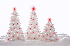 Kerstbomen Royalty-vrije Stock Foto