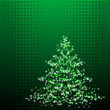 Kerstboom Stock Afbeeldingen