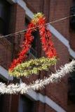 Kerstboom 2 Stock Afbeeldingen