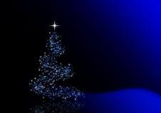 Kerstboom Royalty-vrije Stock Afbeelding