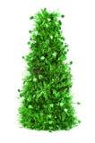 Kerstboom Royalty-vrije Stock Fotografie