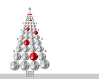 Kerstboom Stock Illustratie