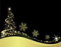 Kerstboom Royalty-vrije Stock Foto's