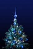 Kerstboom Royalty-vrije Stock Afbeeldingen