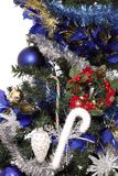 Kerstboom 9 stock foto