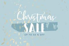 Kerstboomkegel die vector de wintertexturen schilderen royalty-vrije stock foto's