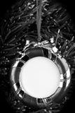 Kerstboomornamenten Stock Foto