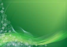 Kerstkaart 02 Royalty-vrije Stock Afbeeldingen