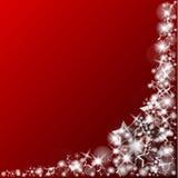 Kerstkaart stock illustratie