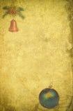 Kerstkaart Royalty-vrije Stock Fotografie