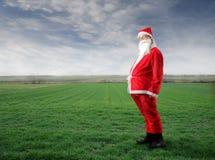 Kerstman royalty-vrije stock afbeelding