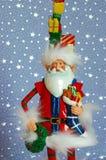 Kerstman royalty-vrije stock foto