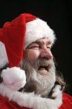 Kerstman Royalty-vrije Stock Foto's