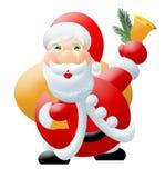 Kerstman Stock Afbeelding