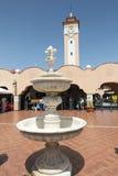 Kerstman Cruz DE Tenerife Stock Foto's