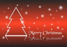 Kerstman Klaus, hemel, vorst, zak Stock Foto's