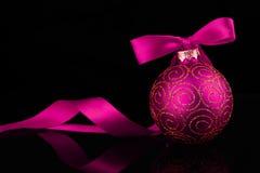 Kerstman Klaus, hemel, vorst, zak De decoratie van Kerstmis De achtergrond van Kerstmis stock afbeelding