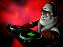 Kerstman op Algemene Vergadering 2 van DA Stock Foto's