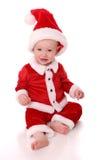 Kerstman Suit1 royalty-vrije stock afbeeldingen