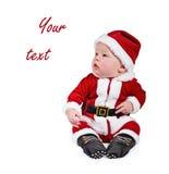 Kerstmanjong geitje stock afbeelding