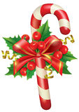 Kerstmis ?aramel ?ane Stock Foto