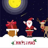 Kerstmis 36 royalty-vrije illustratie