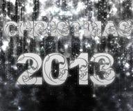 Kerstmis 2013 Stock Afbeeldingen