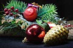 Kerstmis-4 Stock Foto's