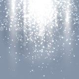 Kerstmis abstracte achtergrond stock illustratie