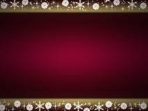 Kerstmis achtergrond Stock Afbeeldingen