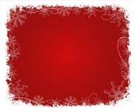 Kerstmis achtergrond-2 Stock Afbeelding