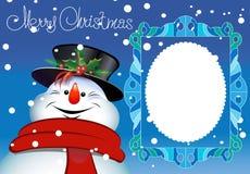 Kerstmis. Achtergrond. Stock Foto