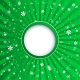 Kerstmis applique achtergrond. Vectorillustratie voor uw desi Royalty-vrije Stock Foto