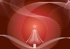Kerstmis bacground Stock Afbeeldingen