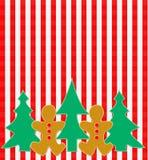 Kerstmis Backgound Royalty-vrije Stock Fotografie
