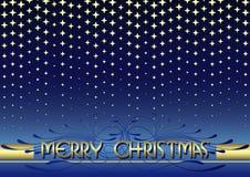 Kerstmis background4 Stock Afbeeldingen