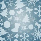 Kerstmis backround royalty-vrije illustratie