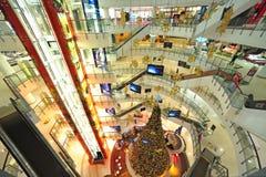Kerstmis in Bangkok Royalty-vrije Stock Fotografie