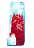 Kerstmis banner Royalty-vrije Stock Foto