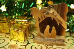 Kerstmis Bethlehem Royalty-vrije Stock Fotografie