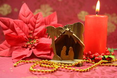 Kerstmis Bethlehem Royalty-vrije Stock Afbeelding