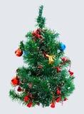 Kerstmis-boom Stock Foto